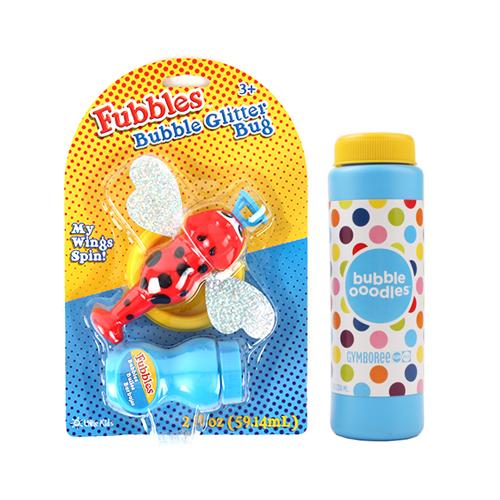 [글리터버그]버블기획 세트(짐보리 비누방울액)_Bubble Glitter Bug